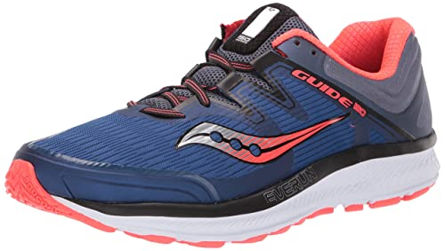 e78bcf733263 Saucony Guide ISO Men Shoe Bl Gy Rd 7.0 D
