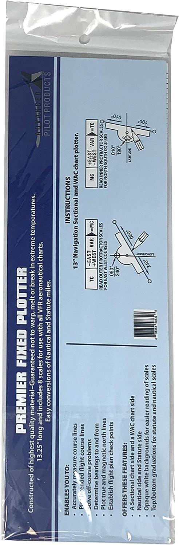 Advanced Pilot Products Premier Lexan Fixed Plotter for Pilots