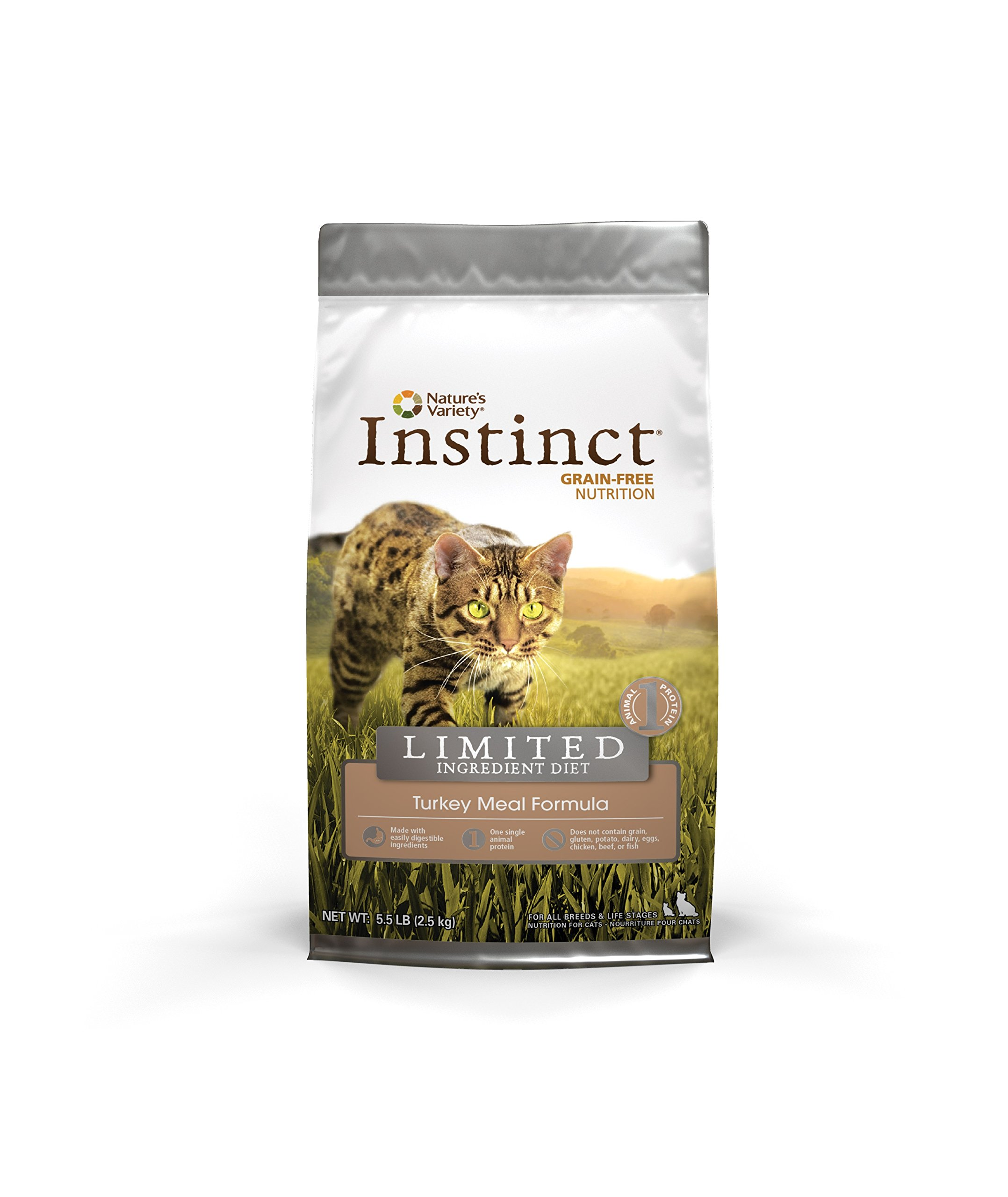 Instinct Limited Ingredient Dry Cat Food