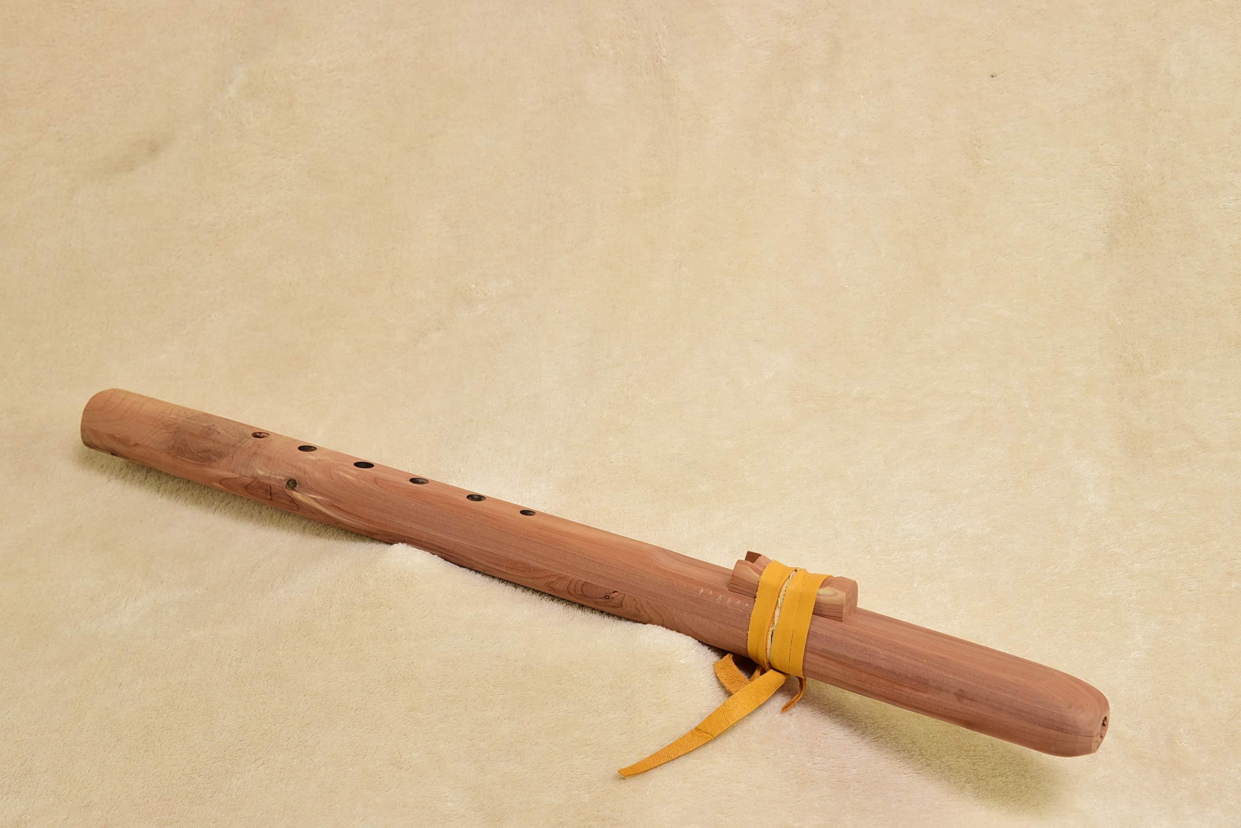 Windpony Unfinished Cedar Flute in the Key of G by Windpony