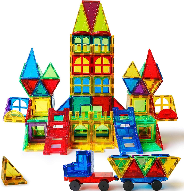Large Blocks Magnetic Blocks Building Educational 20Pcs Toys 2 Colors//piece Safe