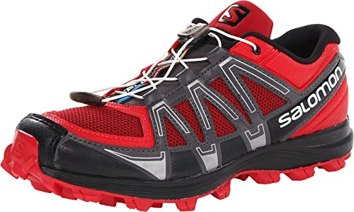 Salomon L37-Fellraiser - Zapatillas de Trail Running de Sintético ...