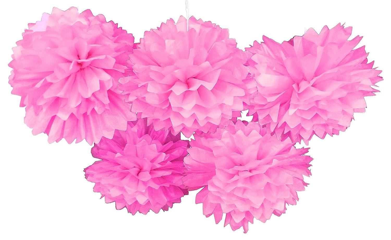 Amazon Daisy Cooper Tissue Paper Party Pom Pom Decoration Hot