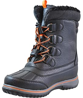 da36f571a Amazon.com | totes Boys Buster Waterproof Snow Boot | Snow Boots