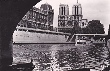 Black And White Postcard From >> Amazon Com 1958 Collectible Paris Et Ses Merveilles La
