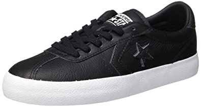 Breakpoint Ox Black/Black/White, Unisex Adults Low-Top Sneaker Converse