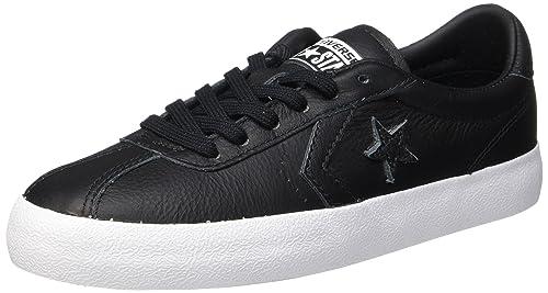 Converse Breakpoint Ox Sneaker Unisex Adulto Nero Black/Black/White