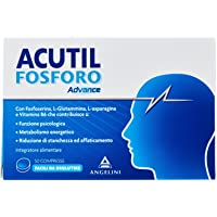 Angelini Acutil Advance Fosforo, 50 Compresse