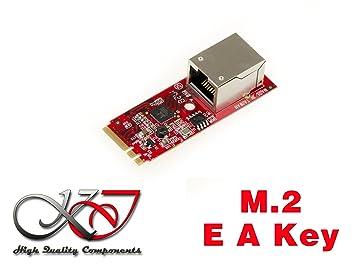Kalea Informatique - Tarjeta controlador M2 (M.2 NGFF a Key ...