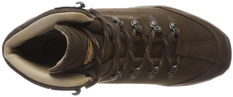 Meindl Damen Trekking- Ohio Lady 2 GTX Trekking- Damen & Wanderstiefel, Braun (Dunkelbraun 46) 2489bf