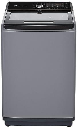 IFB 8.5 Kg Fully-Automatic Top Loading Washing Machine (TL-SSBL 8.5KG AQUA, Sparkle Silver)