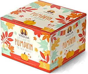 Weruva Classic Dog Food, Let's Give Em' Pumpkin to Talk About Holiday Variety Pack, 5.5oz Can (Pack of 12)