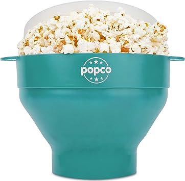 Amazon.com: POPCO - Pompón de silicona para microondas con ...