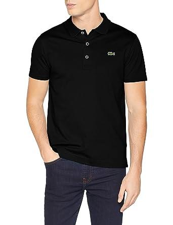 db4abbd5 Lacoste Sport Men's Yh4801 Polo Shirt, Black (Noir 031), X-Small