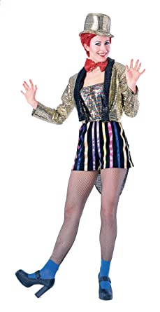 amazoncom forum novelties inc rocky horror picture show columbia adult costume clothing