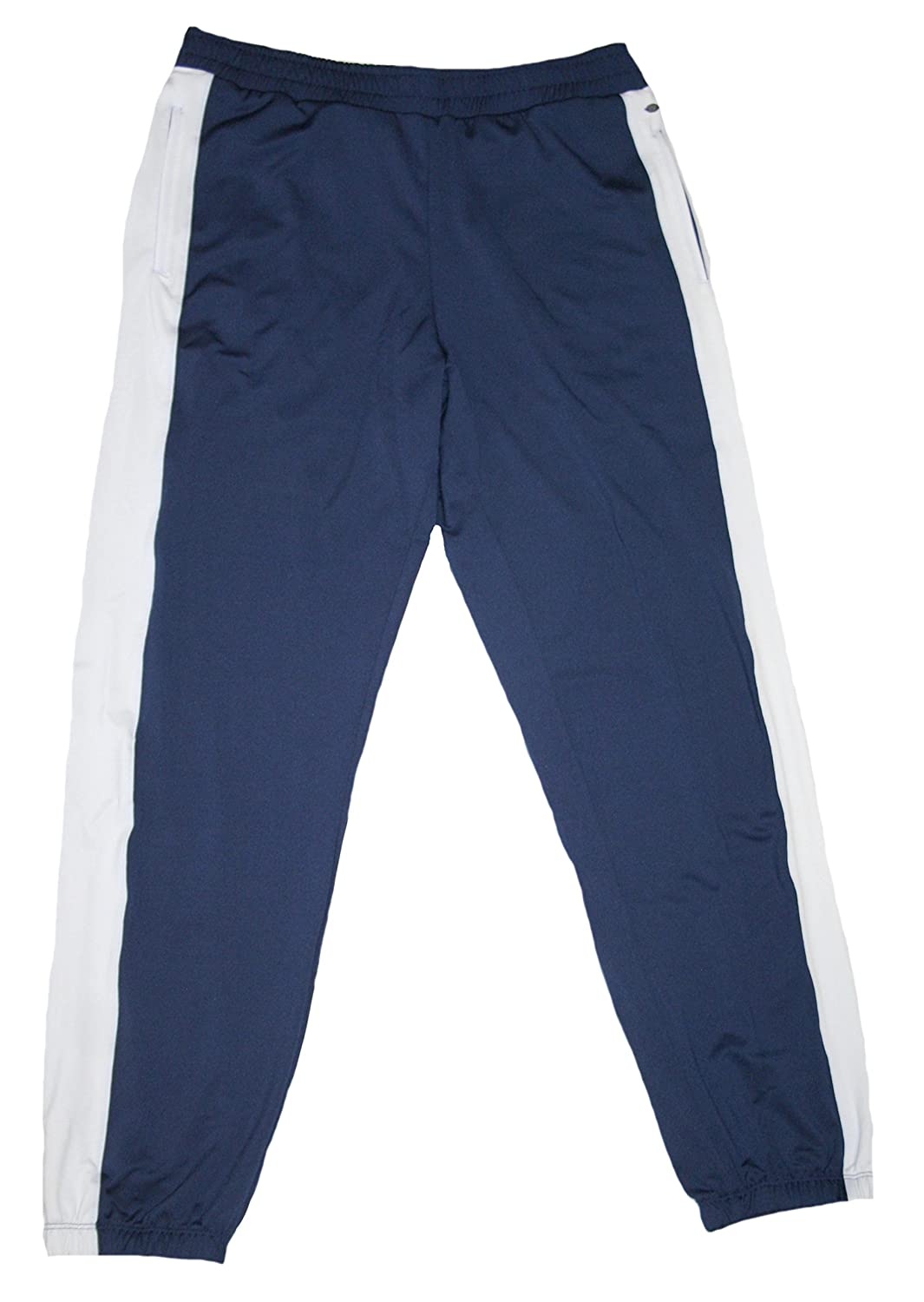 bluee White American Eagle Outfitters Womens' Satin Sports Pants