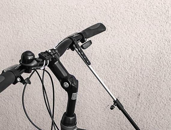 Eufab 16414 Fahrradständer Profi Mit Stativ Auto