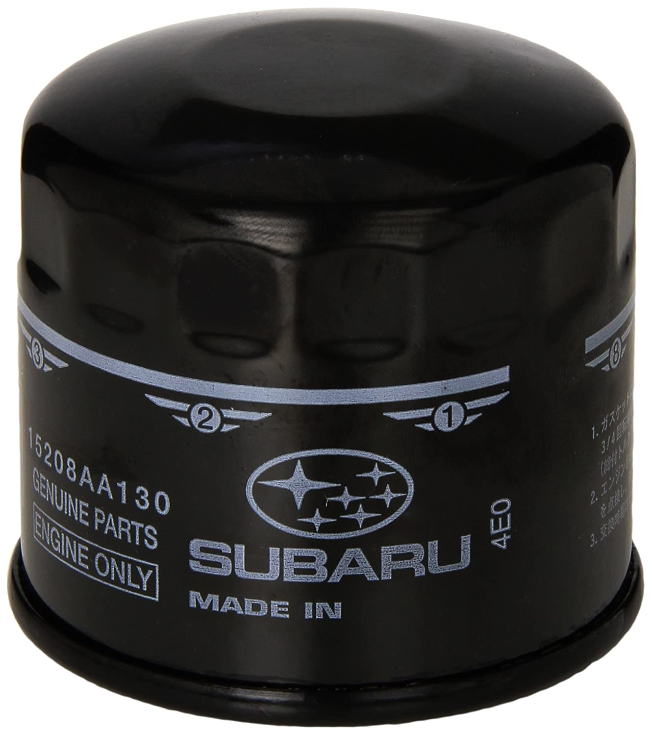 Genuine Subaru 15208AA130 Oil Filter
