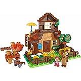 BIG 800057098 Niño/niña 162pieza(s) juego de construcción - juegos de construcción (1,5 año(s), 162 pieza(s), Dibujos animados, Niño/niña, 5 año(s), 54 cm)