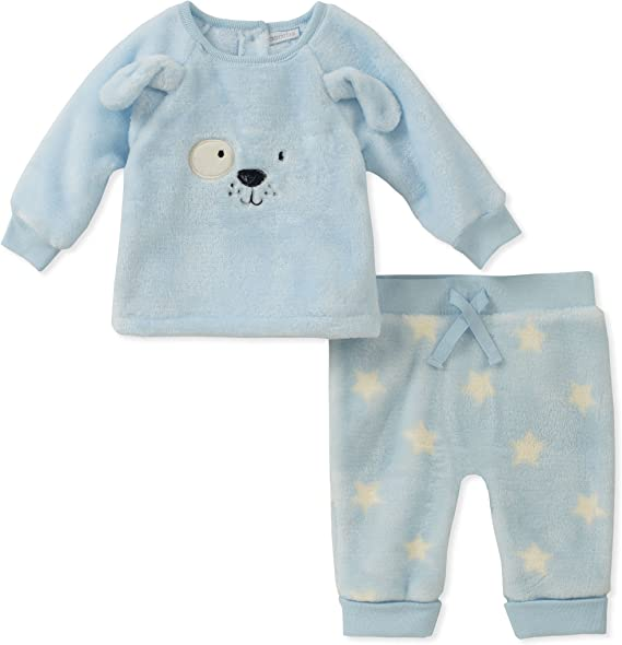 absorba Baby Boys 2 Pieces Hoody Jog Set