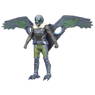Marvel Spider-Man: Homecoming Vulture Figure, 6-inch: Toys & Games