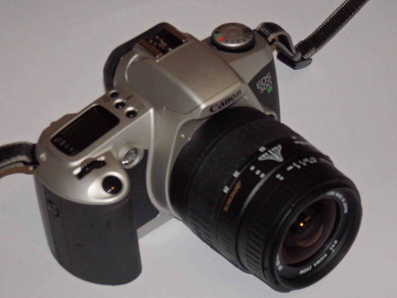 Canon 500 N EOS réflex de 135 mm cámara: Amazon.es: Electrónica