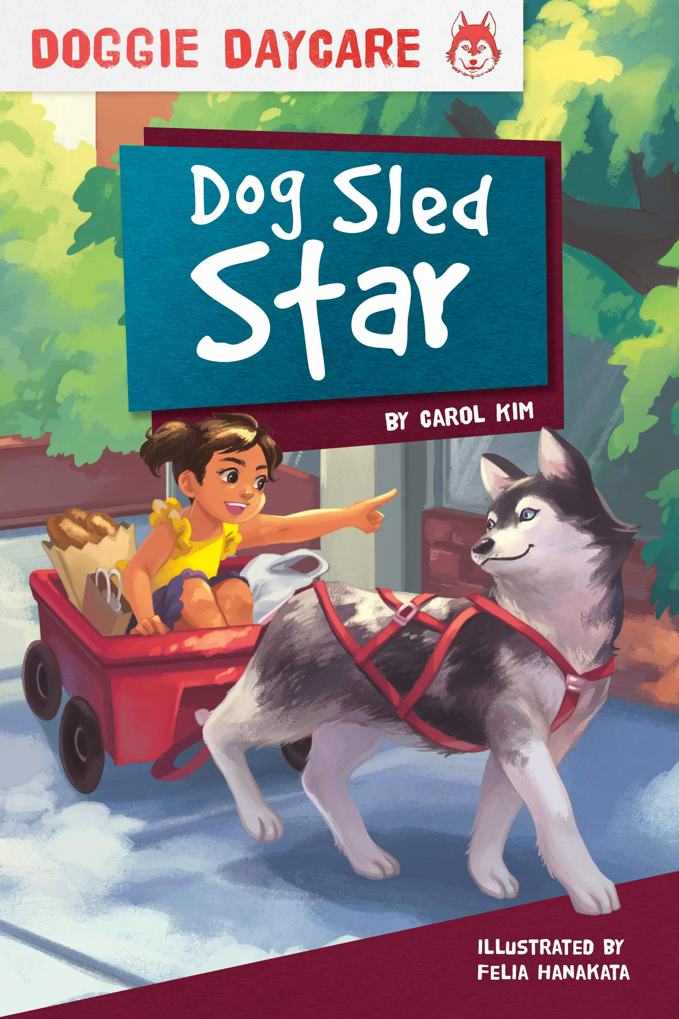 Dog Sled Star (Doggie Daycare) (Doggie Daycare (Set of 4))