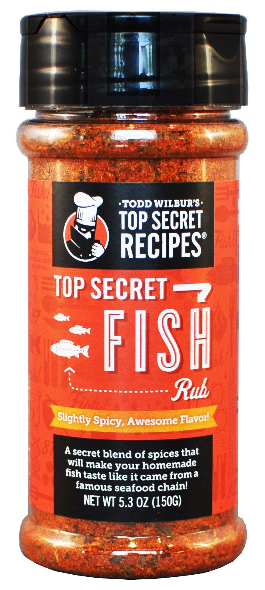 Spice supreme fish seasoning single for Best fish seasoning
