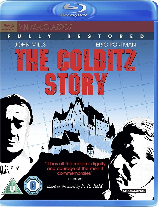 The Colditz Story Edizione: Regno Unito Italia Blu-ray: Amazon.es: Movie, Film: Cine y Series TV