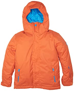 Quiksilver Snowboard Jacke Mission Youth 10K Plain ...