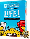 Grounded for Life - The Ultimate Family Game - by What Do You Meme? Family