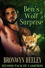 Ben's Wolf Surprise (Second Pack of Cameron Book 1) Kindle Edition