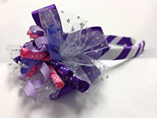 product image for Superflykids Deluxe Korker Headband (Purple Pizzazz)
