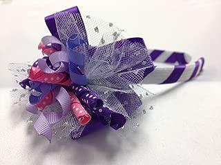 product image for Superflykids Deluxe Korker Headband (Purple Pizzazz)