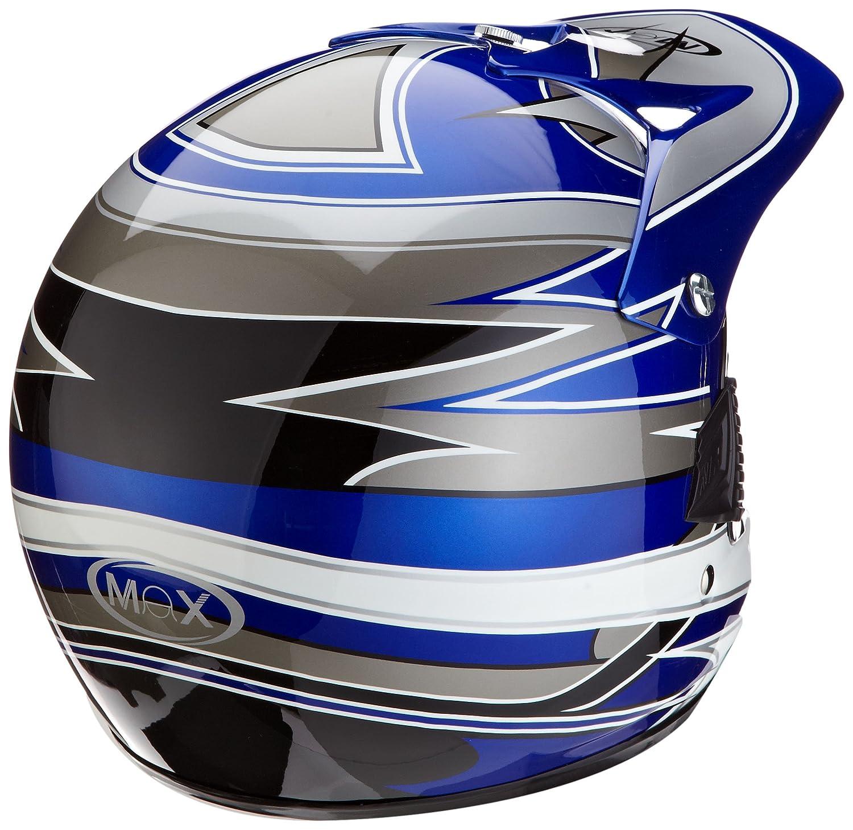 Protectwear Casque de motocross pour enfants // filles 49//50 cm MaX Racing Rose Bonbon blanc brillant V310f Taille: 3XS // Youth S ille