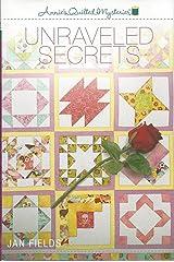 Unraveled Secrets Hardcover