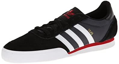 3ba27d4a7d8a adidas Skateboarding Shoes SILAS SLR BLACK WHITE RED Sz 12