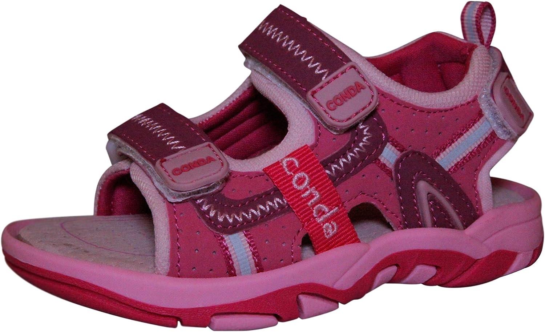 CONDA Kids Explorer Triple Strap Sandals for Boys and Girls Toddler//Little Kid//Big Kid