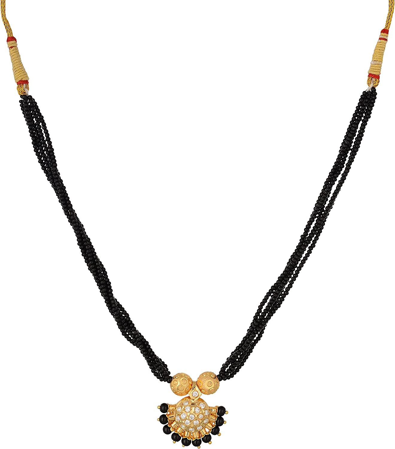 Desi Gurl Gold Plated Necklace Set For Women Nb-108