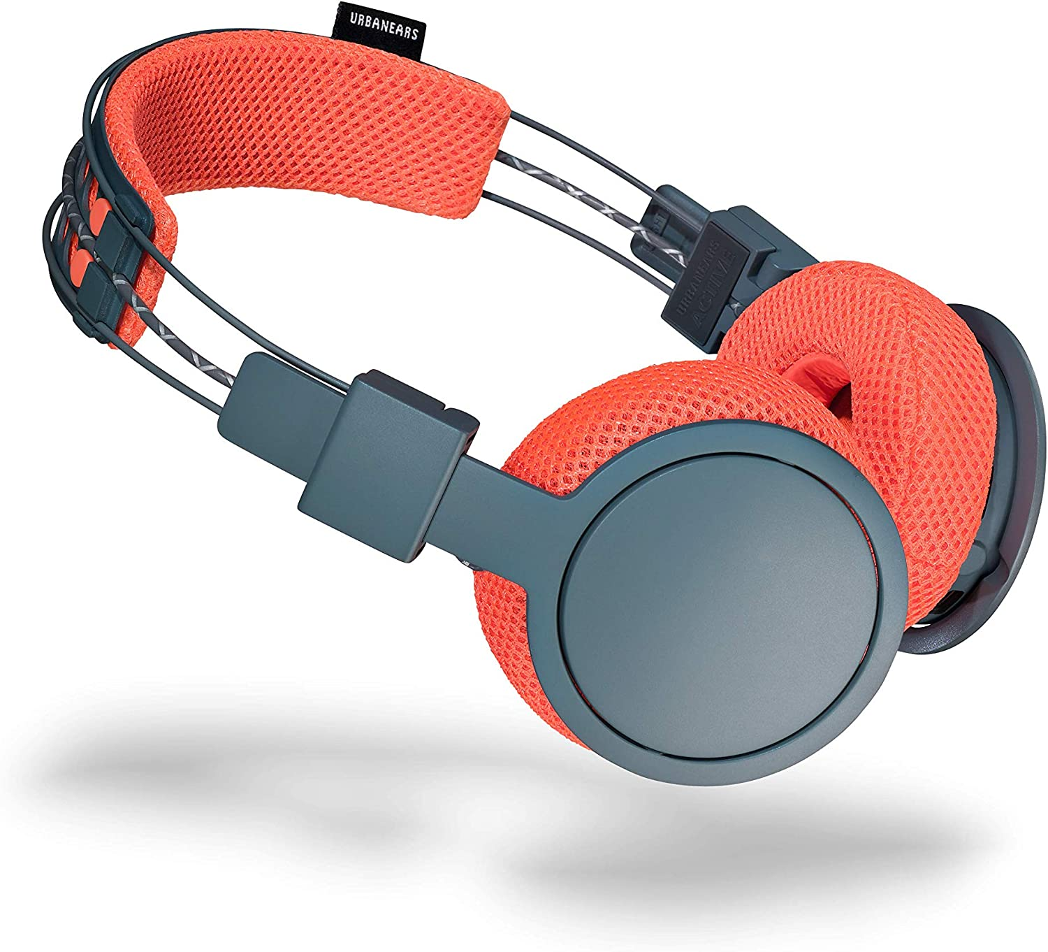 Urbanears Hellas On-Ear Active Wireless Bluetooth Headphones, Rush (4091226)