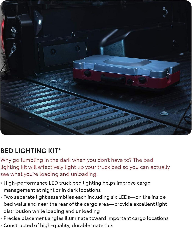 Amazon Com Toyota Genuine 2020 Newer Tacoma Led Bed Light Lighting Kit Pt857 35200 Automotive
