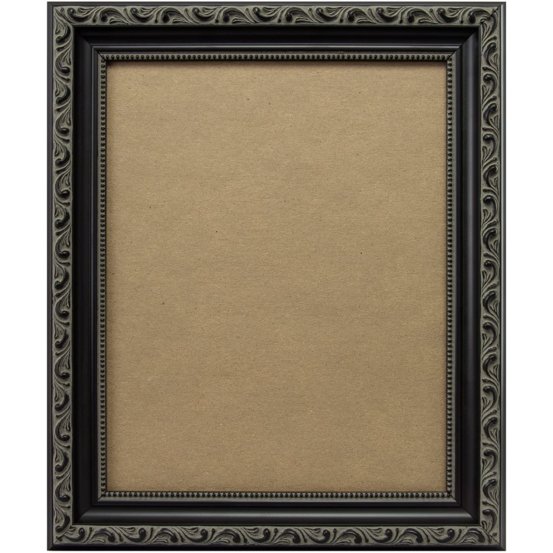 Craig Frames 写真用額縁 装飾仕上げ 幅 0.75~2 インチ カラーと仕上げは各種取り揃え 20 x 20 ブラック 101872020 B00QH7H5RG 20 x 20,10187 Black