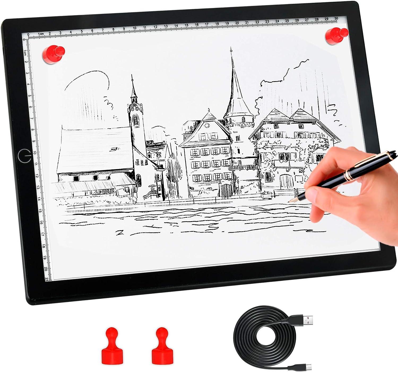 Comzler Portable A4 Light Board $13.49 Coupon