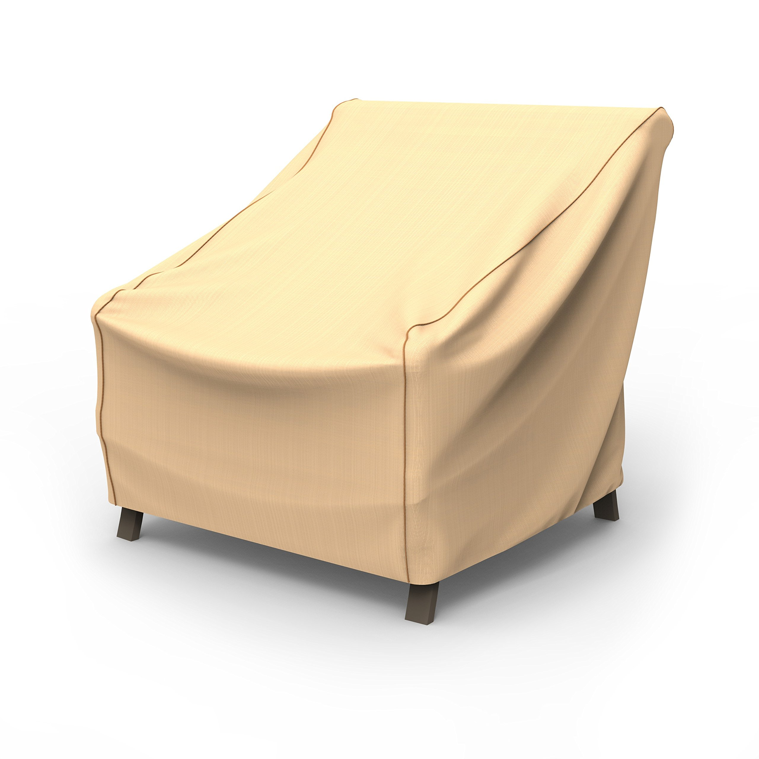 Rust-Oleum NeverWet Patio Chair Cover, Extra Large (Tan)
