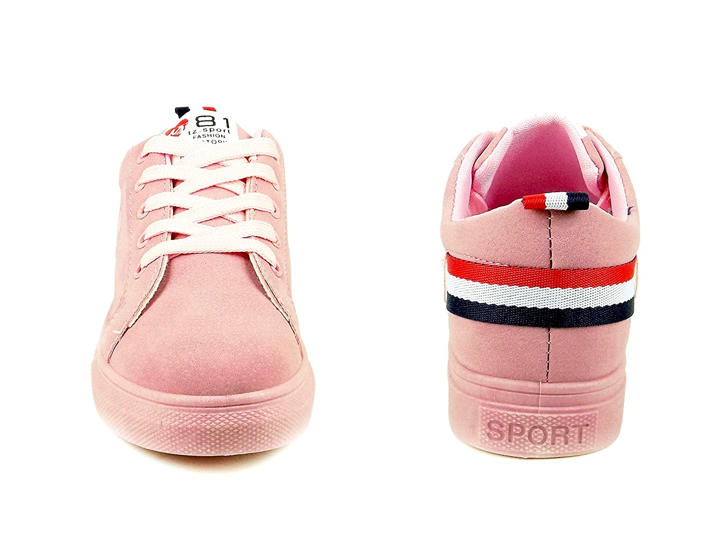 842cc7850d61 Ripley Dockstreet F Series Pink Casual Shoes  Buy Online at Low Prices in  India - Amazon.in