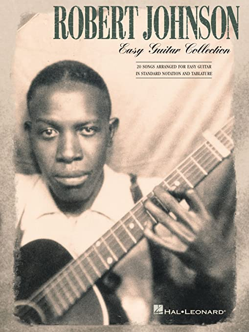 Robert Johnson: Easy Guitar Collection. Partituras para Guitarra ...