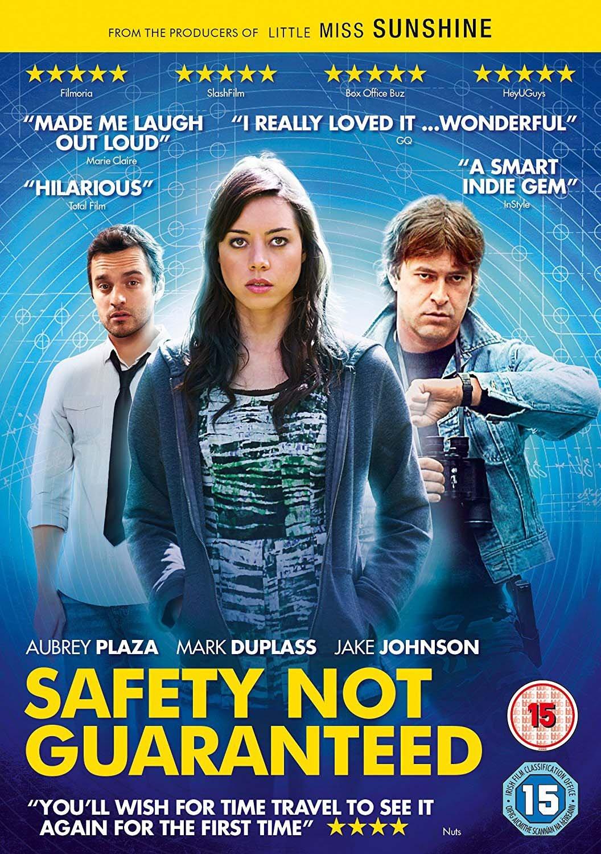 Safety Not Guaranteed Edizione: Regno Unito Edizione: Regno Unito ...