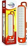 Wipro Amber Rechargeable Emergency LED Lantern (Orange)