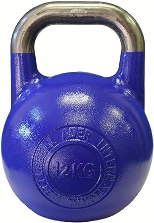 Ader Pro-Grade Kettlebell- 12kg