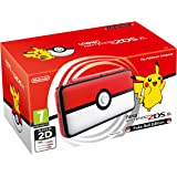 Nintendo Handheld Console, New Nintendo 2DS XL, Poké Ball Edition (Nintendo 3DS)
